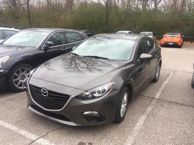 2014 Mazda Mazda3 i Touring i Touring 4dr Sedan 6M