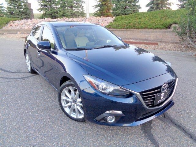 2014 mazda mazda3 s grand touring s grand touring 4dr hatchback for sale in westminster. Black Bedroom Furniture Sets. Home Design Ideas