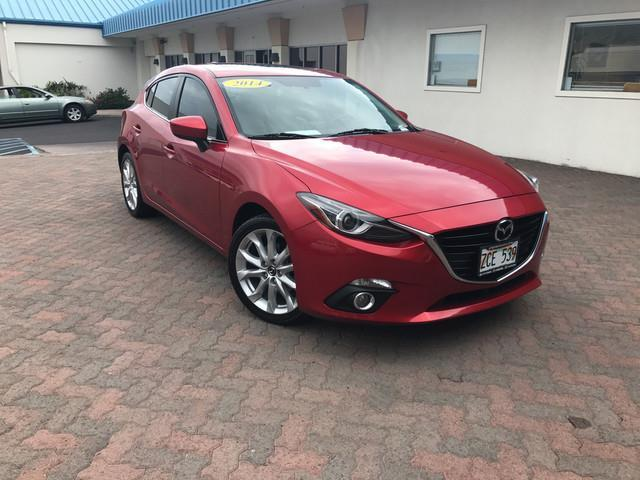 2014 mazda mazda3 s grand touring s grand touring 4dr hatchback for sale in kailua kona hawaii. Black Bedroom Furniture Sets. Home Design Ideas