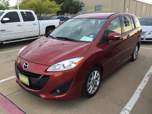 2014 mazda mazda5 touring touring 4dr mini van for sale in rockwall texas classified. Black Bedroom Furniture Sets. Home Design Ideas