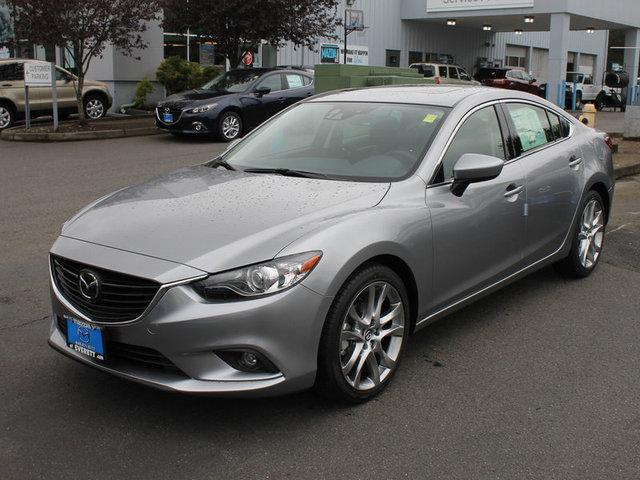 2014 mazda mazda6 i grand touring 4dr sedan for sale in everett washington classified. Black Bedroom Furniture Sets. Home Design Ideas