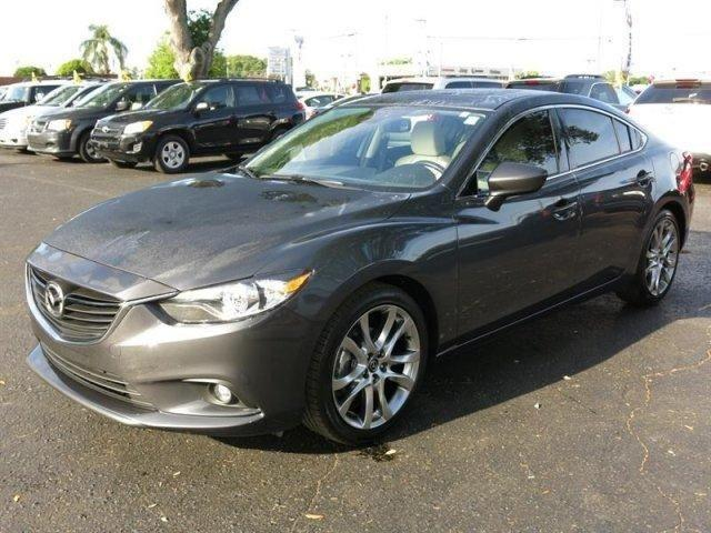 2014 mazda mazda6 i grand touring for sale in braden river florida classified. Black Bedroom Furniture Sets. Home Design Ideas