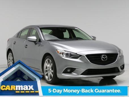 2014 Mazda Mazda6 i Grand Touring i Grand Touring 4dr