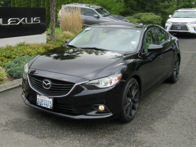 2014 mazda mazda6 i grand touring i grand touring 4dr sedan for sale in tacoma washington. Black Bedroom Furniture Sets. Home Design Ideas