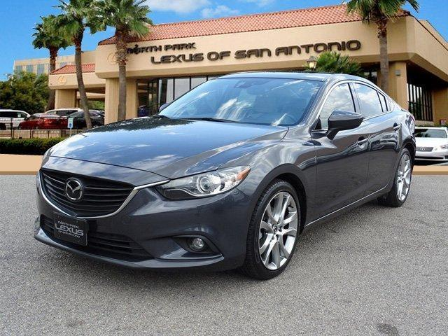 2014 mazda mazda6 i grand touring i grand touring 4dr sedan for sale in san antonio texas. Black Bedroom Furniture Sets. Home Design Ideas
