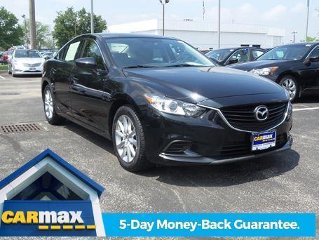 2014 Mazda Mazda6 i Sport i Sport 4dr Sedan 6M