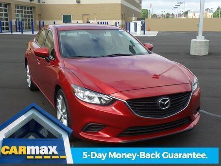 2014 Mazda Mazda6 i Touring i Touring 4dr Sedan 6M