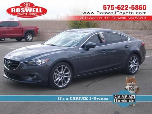 2014 mazda mazda6 sedan i grand touring for sale in elkins new mexico classified. Black Bedroom Furniture Sets. Home Design Ideas