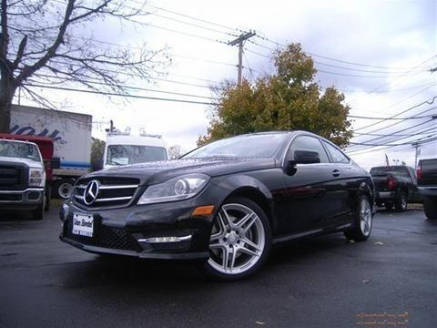 2014 mercedes benz c class 2 door coupe for sale in east for Mercedes benz 2 door coupe for sale