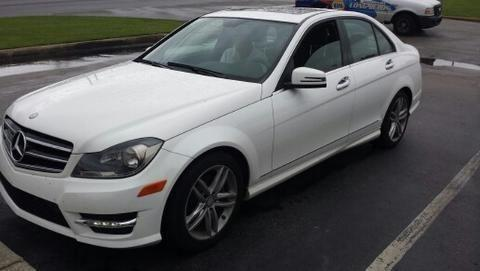 Long Lewis Ford Muscle Shoals >> 2014 MERCEDES-BENZ C-CLASS 4 DOOR SEDAN for Sale in Muscle ...