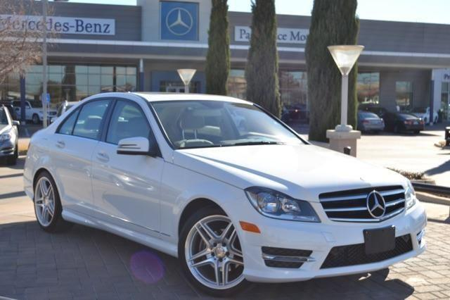 2014 mercedes benz c class 4dr car c250 sport for sale in for Mercedes benz ft worth