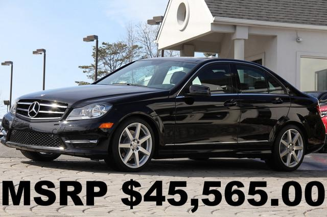 2014 mercedes benz c class awd c300 luxury 4matic 4dr for Mercedes benz c300 4matic 2014 price