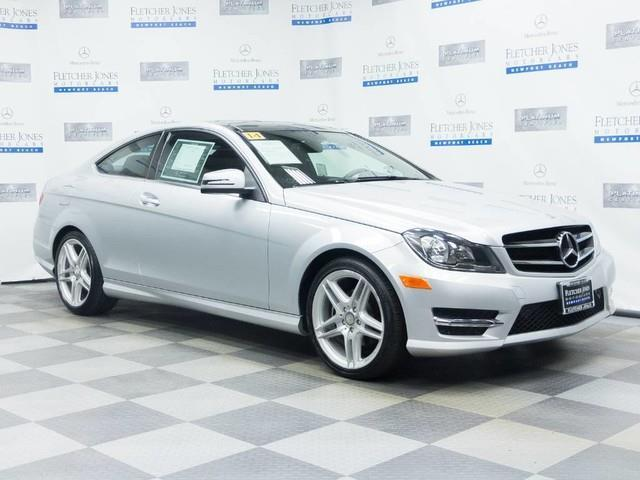 2014 mercedes benz c class c 250 c 250 2dr coupe for sale in newport. Cars Review. Best American Auto & Cars Review