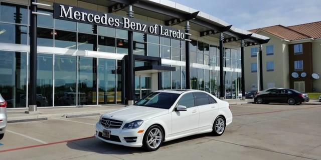 2014 mercedes benz c class c 250 luxury c 250 luxury 4dr for Mercedes benz laredo tx