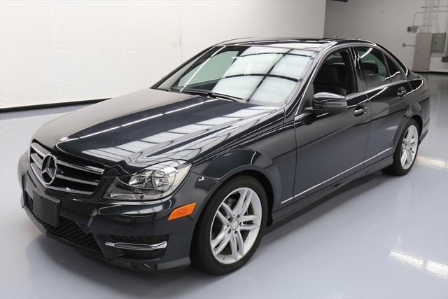 2014 mercedes benz c class c 250 luxury c 250 luxury 4dr for Mercedes benz for sale in dallas tx