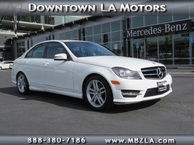pre owned mercedes benz for sale at downtown la motors in