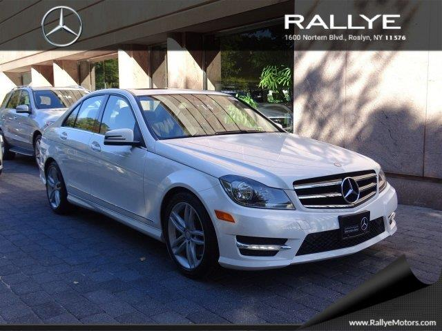 2014 mercedes benz c class c 300 luxury 4matic awd c 300 for Mercedes benz northern blvd