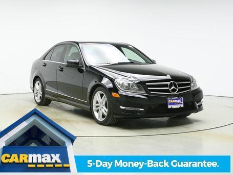 2014 Mercedes-Benz C-Class C 300 Luxury 4MATIC AWD C