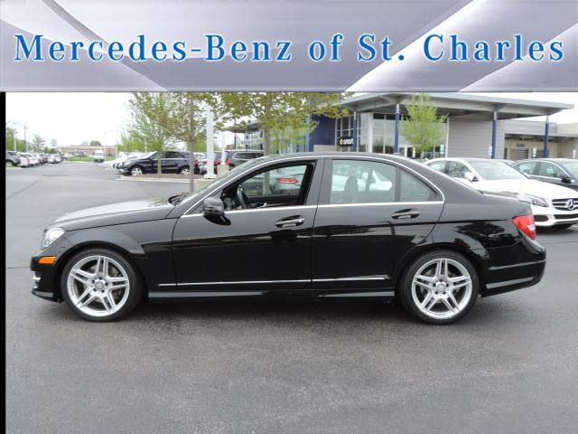 2014 Mercedes Benz C Class C 300 Luxury 4matic Awd C 300