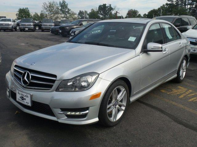 2014 mercedes benz c class c 300 luxury 4matic awd c 300 for Mercedes benz c class 300 for sale