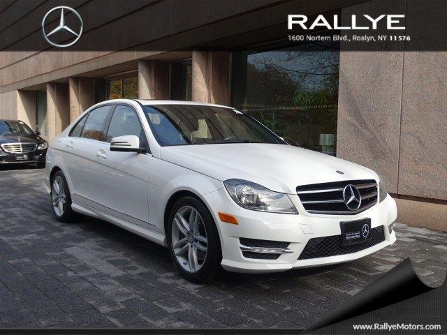 2014 mercedes benz c class c 300 sport 4matic awd c 300 for Mercedes benz c class 300 for sale