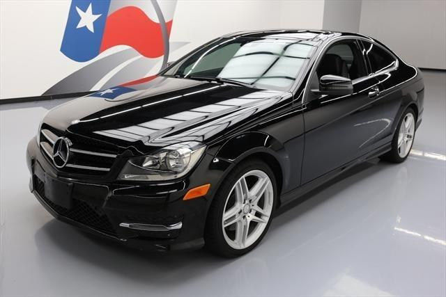 2014 mercedes benz c class c 350 c 350 2dr coupe for sale
