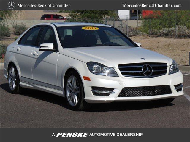 2014 Mercedes Benz C Class C250 Luxury 4dr Sedan For Sale