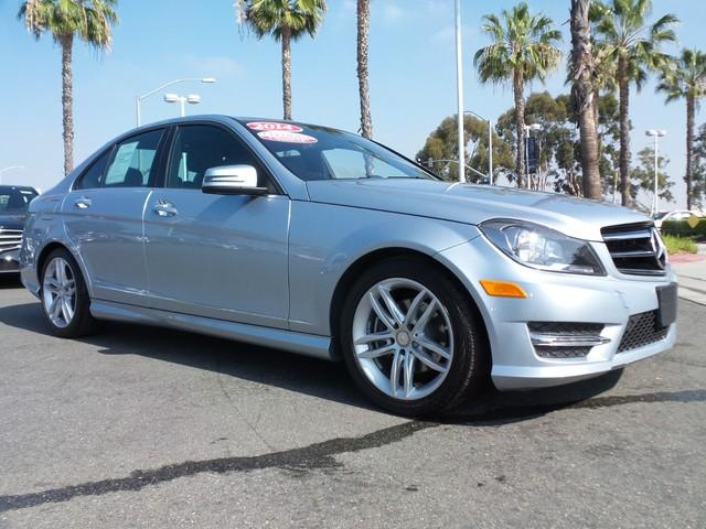2014 mercedes benz c class c250 luxury 4dr sedan for sale for Mercedes benz long beach ca