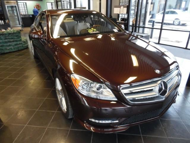 2014 mercedes benz cl class awd cl550 4matic 2dr coupe for for Moss mercedes benz lafayette la