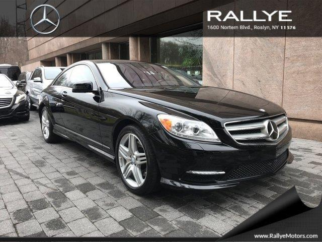 2014 mercedes benz cl class cl 550 4matic awd cl 550 for Mercedes benz northern blvd