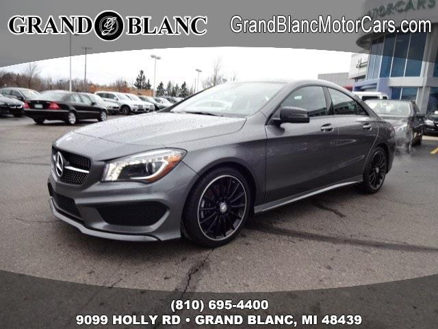 2014 Mercedes Benz Cla Cla 250 4matic Awd Cla 250 4matic