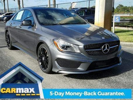 2014 Mercedes-Benz CLA CLA 250 4MATIC AWD CLA 250