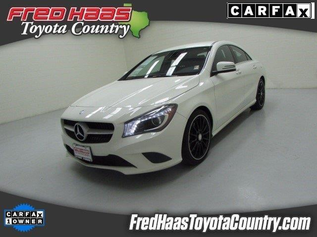 2014 Mercedes-Benz CLA CLA 250 4MATIC AWD CLA 250 4MATIC 4dr Sedan for Sale in Houston, Texas ...