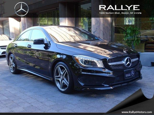 2014 mercedes benz cla cla 250 cla 250 4dr sedan for sale for Mercedes benz northern blvd