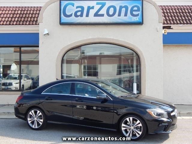 2014 mercedes benz cla cla 250 cla 250 4dr sedan for sale for Mercedes benz cleveland area