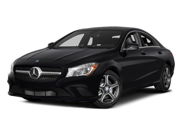2014 Mercedes-Benz CLA CLA 250 CLA 250 4dr Sedan