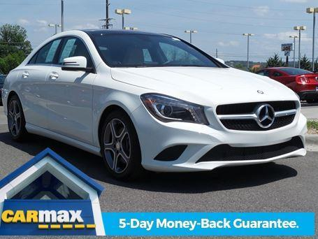 2014 mercedes benz cla cla 250 cla 250 4dr sedan for sale in knoxville tennessee classified. Black Bedroom Furniture Sets. Home Design Ideas