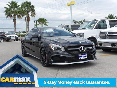 2014 mercedes benz cla cla 45 amg awd cla 45 amg 4matic 4dr sedan for sale in miami florida. Black Bedroom Furniture Sets. Home Design Ideas