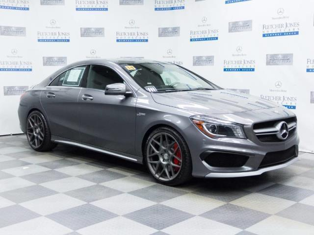 2014 mercedes benz cla cla 45 amg awd cla 45 amg 4matic 4dr sedan for sale in newport beach. Black Bedroom Furniture Sets. Home Design Ideas