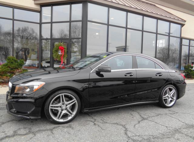 2014 mercedes benz cla cla250 4matic awd cla250 4matic 4dr for 2014 mercedes benz cla250 4matic coupe