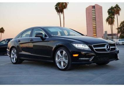 2014 mercedes benz cls class cls550 for sale in scottsdale for Mercedes benz north scottsdale