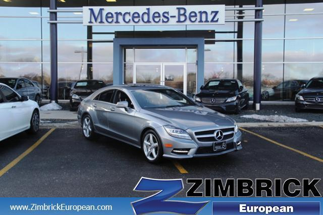 2014 mercedes benz cls cls 550 4matic awd cls 550 4matic 4dr sedan for sale in madison. Black Bedroom Furniture Sets. Home Design Ideas