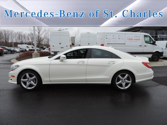 2014 Mercedes-Benz CLS CLS 550 4MATIC AWD CLS 550