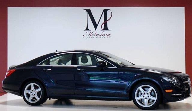 2014 mercedes benz cls cls 550 4matic awd cls 550 4matic for Mercedes benz for sale charlotte nc