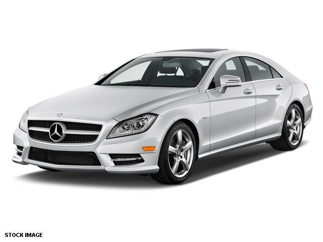 2014 mercedes benz cls cls 550 4matic awd cls 550 4matic for Motor vehicle inspection edison nj
