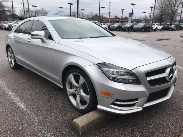 2014 mercedes benz cls cls 550 cls 550 4dr sedan for sale for Mercedes benz memphis tennessee