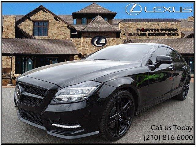 2014 mercedes benz cls cls 550 cls 550 4dr sedan for sale in san antonio texas classified. Black Bedroom Furniture Sets. Home Design Ideas