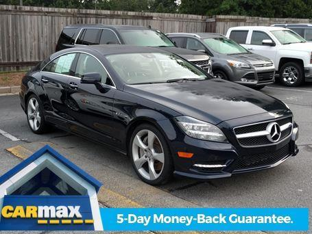 2014 Mercedes-Benz CLS CLS 550 CLS 550 4dr Sedan