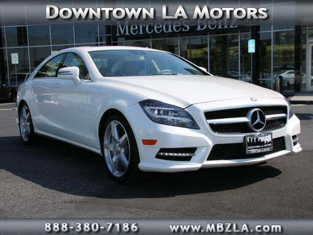 2014 mercedes benz cls cls 550 cls 550 4dr sedan for sale for Downtown la motors mercedes benz