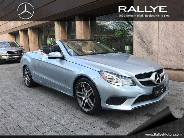 2014 mercedes benz e class e 350 e 350 2dr convertible for for Mercedes benz roslyn
